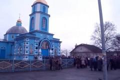 В Ровенской епархии вновь захватили православный храм