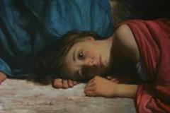Слезы, миро, отчаяние и надежда…
