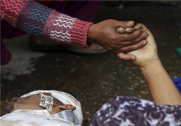 В Непал отправилась бригада доктора Рошаля