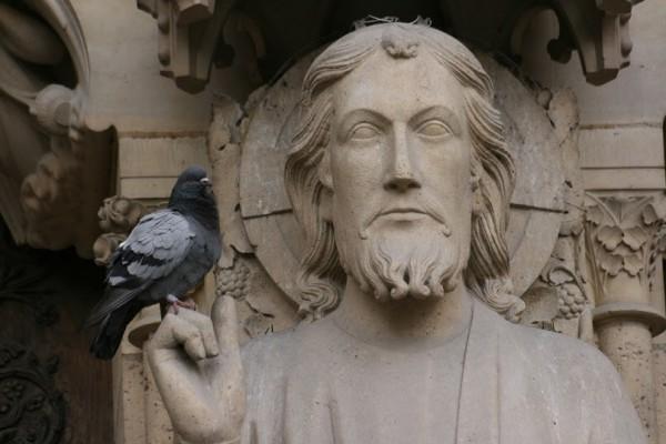 Статуи собора