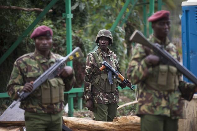 День ужаса: джихадисты убили 147 человек в университете Кении