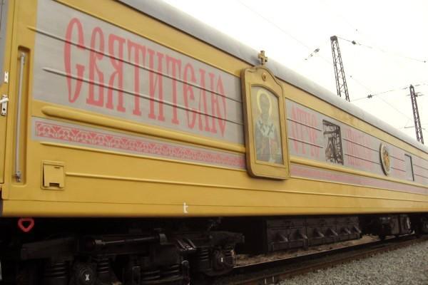Православные святыни повезут по местам пожаров в Забайкалье