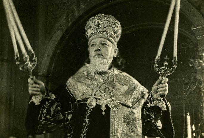 Служения Святейшего Патриарха Алексия I