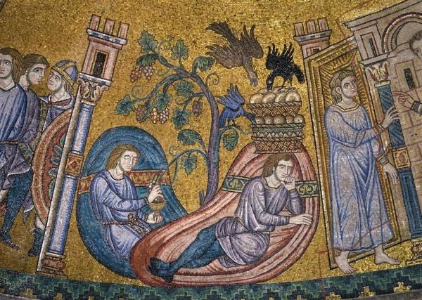 19.Видение снов виночерпию и хлебодару царя Египетского. (Быт. 40. 5).