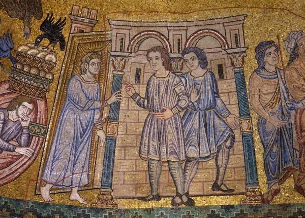20.Иосиф истолковывает сны двух царедворцев фараона. (Быт. 40. 5-19).