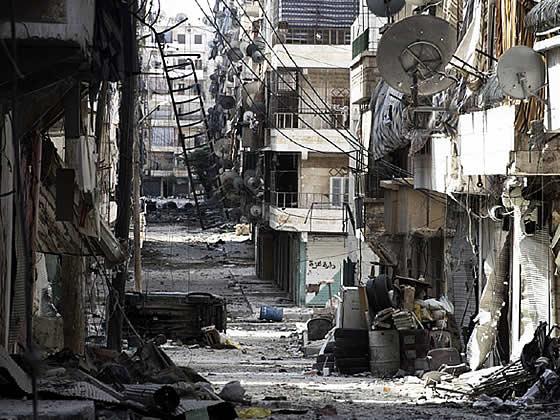 29 христиан были убиты в Алеппо радикалами