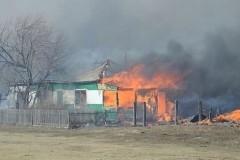 Абаканская епархия собирает средства для пострадавших от пожаров в Хакасии