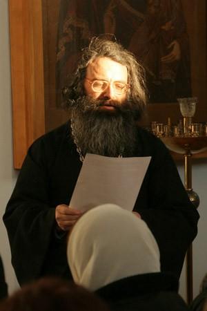 Протоиерей Леонид Царевский