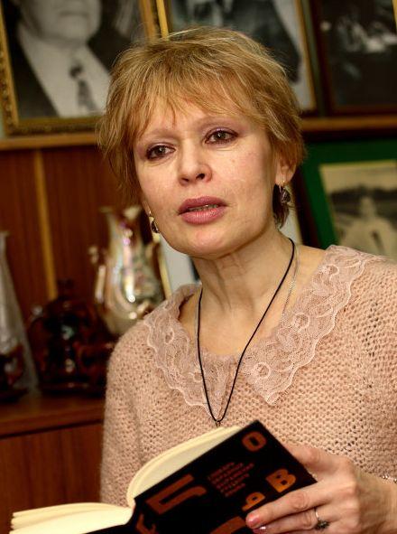 Мария Ковшова
