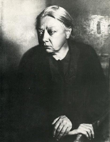Н.К. Крупская 1936 год.