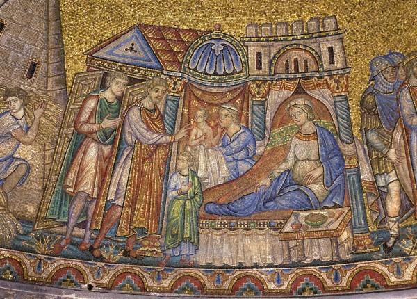 29.Рождение у Иосифа двух сыновей Манассия и Ефрема (Быт. 41. 50-52).