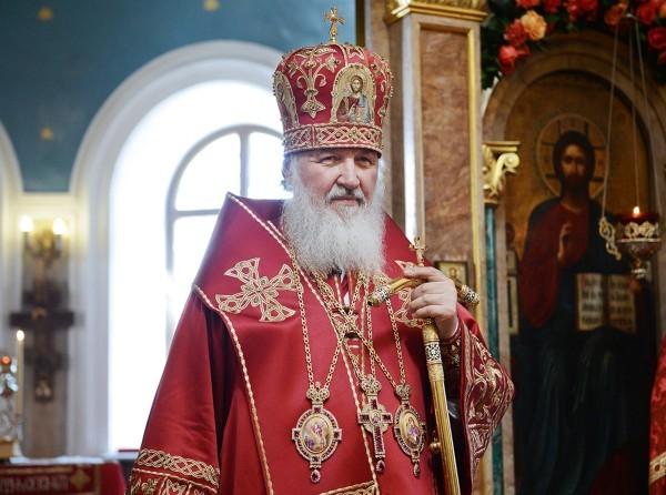 Патриарх Кирилл: Пасха — кульминация тернистого пути Спасителя