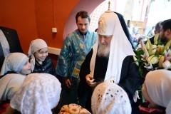 Патриарх Кирилл: Страстная неделя для Спасителя, не только неделя Его страданий, но и неделя страданий для Его Матери