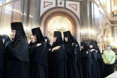 Патриарх Кирилл: Церковь не смогла бы сохраниться, если бы не совершала Божественную Евхаристию