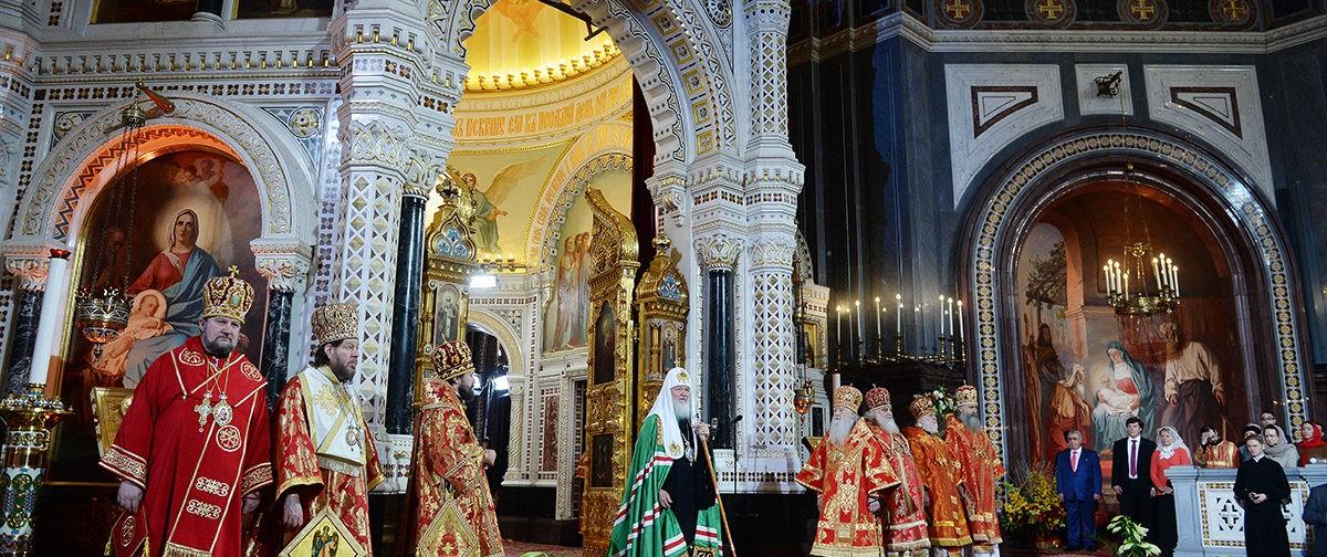Патриарх Кирилл: Остается ли в системе ценностей подвиг, который непременно сопровождается жертвой?