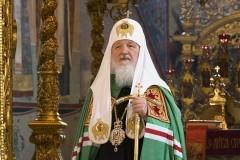 Патриарх Кирилл выразил соболезнование в связи с убийством тридцати христиан в Ливии