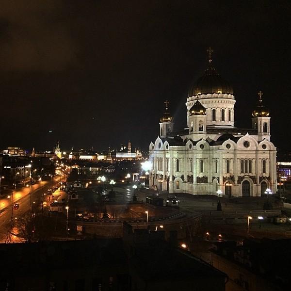 ener_77 #Москва #Россия #храм #ХХС