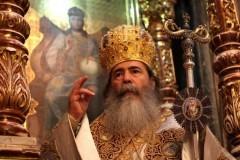 Патриарх Феофил III: Роль Церкви – разоблачать уродства и ложь, вызванные силами зла