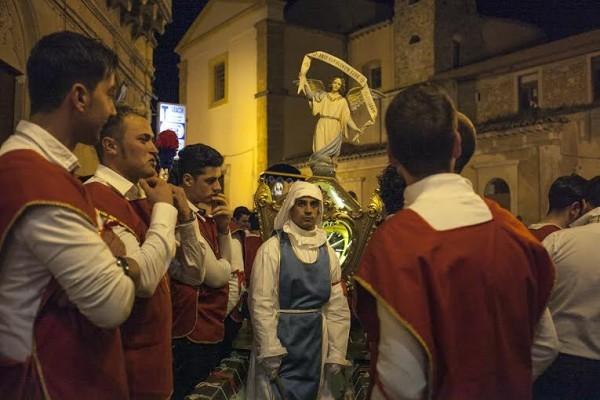 Страстная на Сицилии. Фото: Сергей Чапнин
