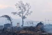 В Хакасии подростки спасли учительницу и женщину с ребенком во время пожаров