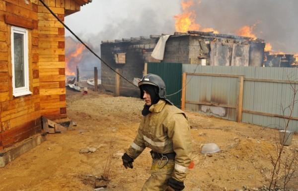 Более 20 тысяч человек пострадали в результате пожаров в Забайкальском крае