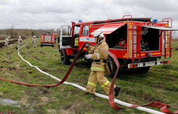 В лесах Московской области вводится особый противопожарный режим