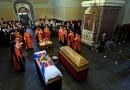 В Москве перезахоронили прах великого князя Николая Николаевича Романова