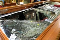 В Сумской епархии на Пасху ограбили храм