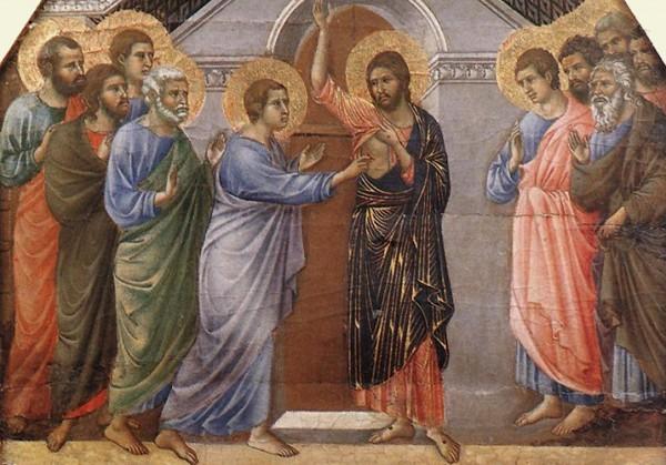 Церковь отмечает неделю Антипасхи