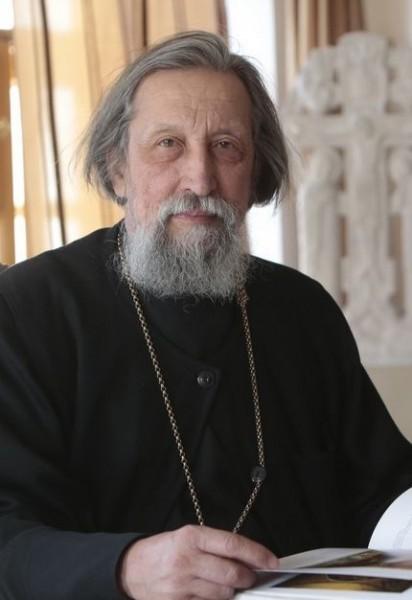 Протоиерей Александр Салтыков