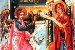 7 апреля – Благовещение Пресвятой Богородицы (двунадесятый)