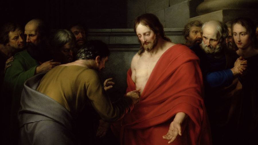 Почему апостолов как будто подменили?