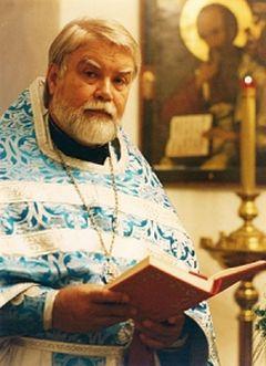 Священник Ярослав Шипов