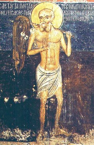 Церковь вспоминает преподобного Серапиона монаха