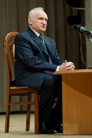 профессор московской духовной академии