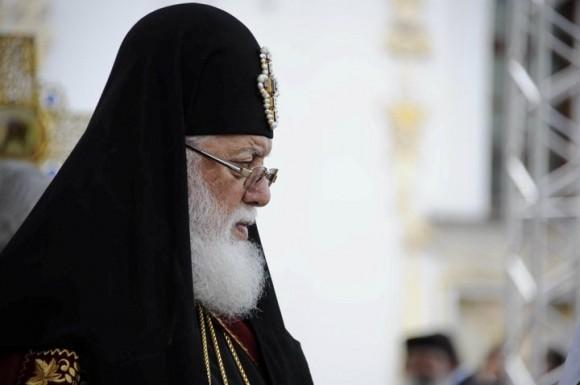 Старцы. Католикос-Патриарх всея Грузии Илия Второй
