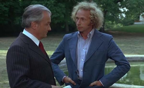 Кадр из фильма Игрушка / Le Jouet (Toy) (1976)