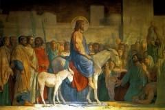 Вход Господень в Иерусалим (Видео)