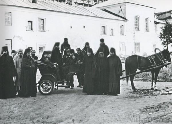 Воскресный выезд. Фото: иеромонах Савватий (Севостьянов), Валаамский монастырь.