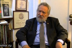 Андрей Золотов старший: Отец не любил рассказывать про войну (+ВИДЕО)