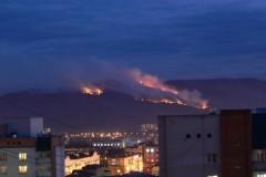 Протоиерей Андрей Близнюк: В Забайкалье идет новая волна пожаров