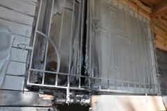 В Бабьем Яру вновь подожгли храм