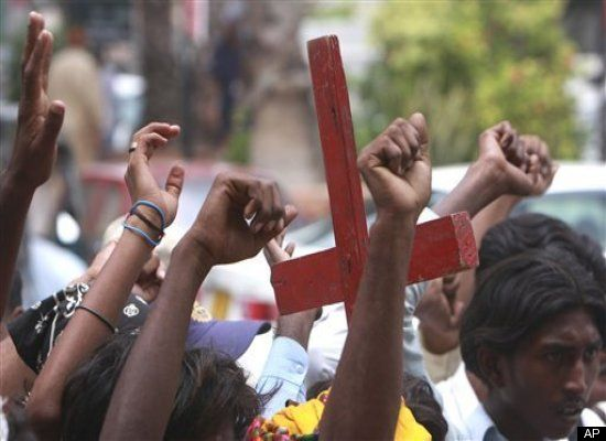 В Бангладеш радикалы избили семью, которая приняла христианство
