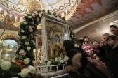 Тяжелобольной ребенок чудесным образом заговорил рядом с Феодоровской иконой Богородицы