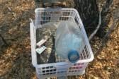 В Забайкалье задержан поджигатель леса с канистрой бензина