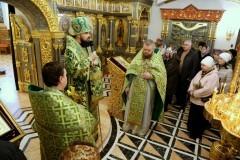 Архиепископ Горловский и Славянский Митрофан: Освятить вербу, но не быть на богослужениях Страстной Седмицы, не имеет смысла