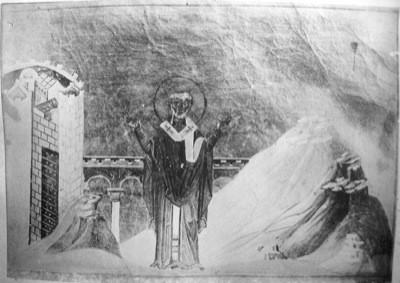 Церковь чтит память святителя Мартина Исповедника, папы Римского