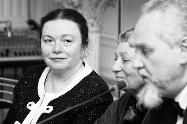 Бронислава Попова. Фото Романа Наумова