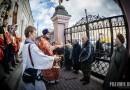Как в Москве для бездомных пасхальную литургию служили