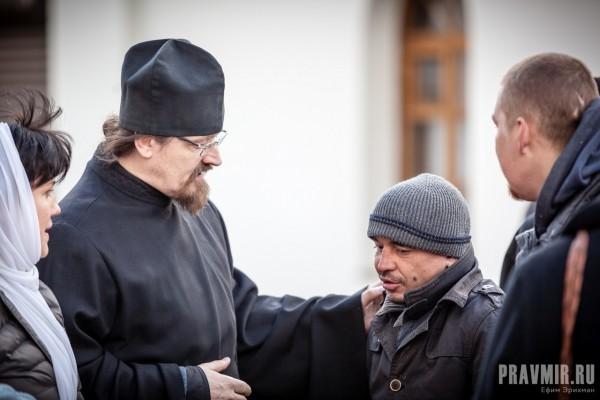Илья и диакон Вадим